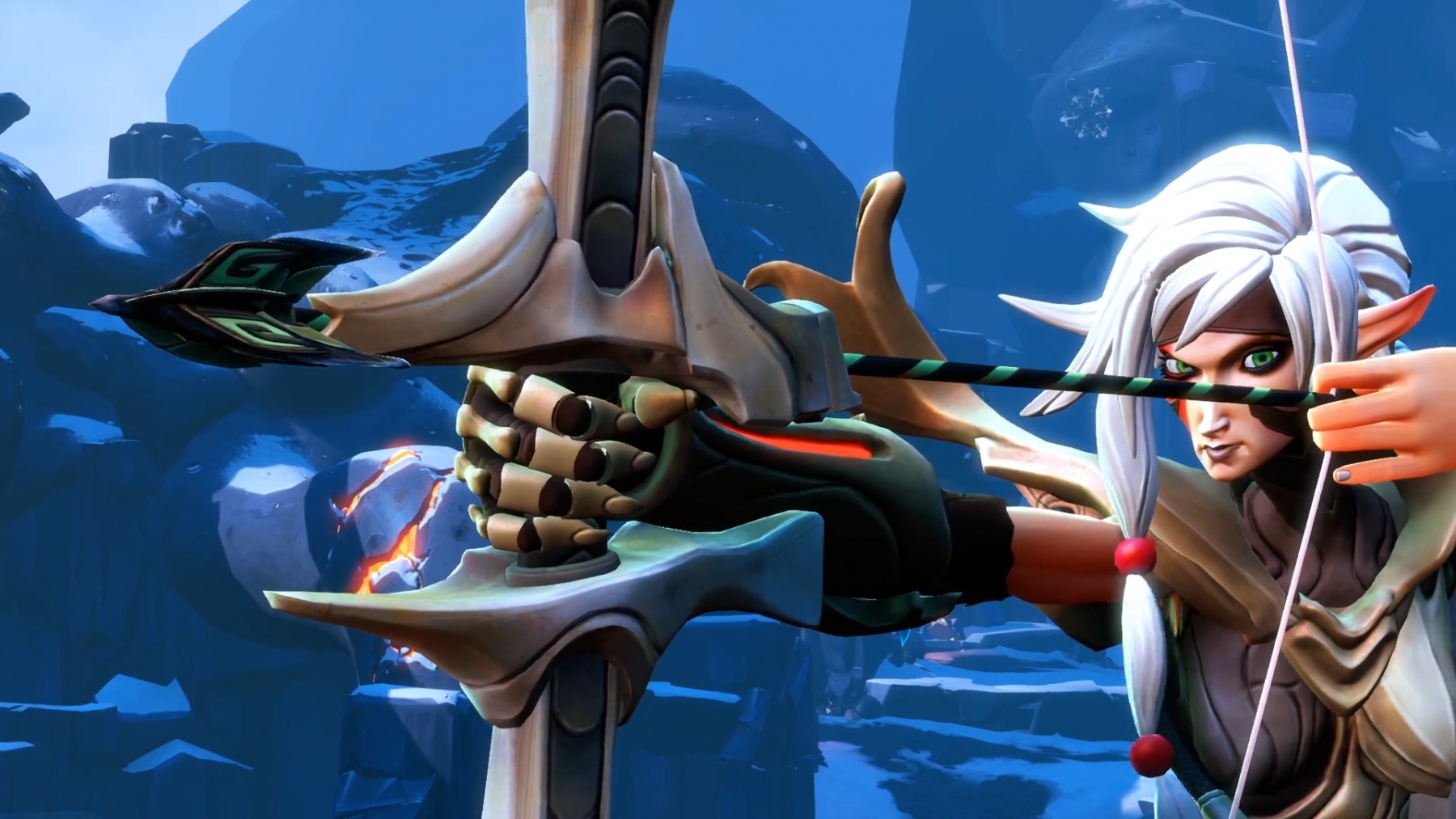 Battleborn Rendain Trailer